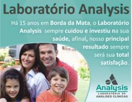 B – Laboratório Analysis