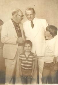 ex prefeito Geraldo Carneiro