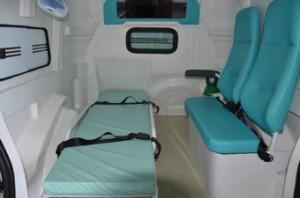 nova ambulancia