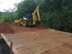 reforma ponte bairro jaguara 3