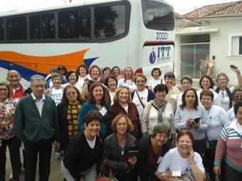 Excursão Itatiba