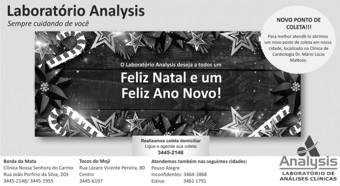 Laboratório Analysis