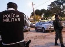 Operação policia militar