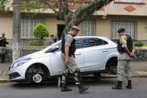 furtos de rodas
