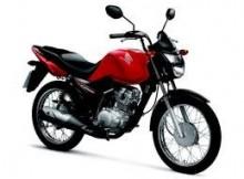 motocicleta honda cg 125