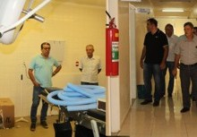 100 dias articulacao hospital