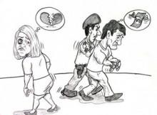 3 agressão a mulher