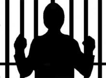 1 homem preso