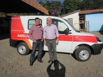 Ambulância Tocos 1